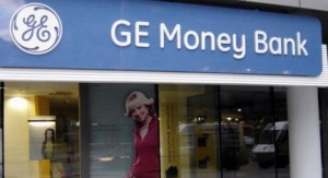 Фото входа в офис GE Money Bank