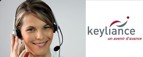 keyliance service client contact