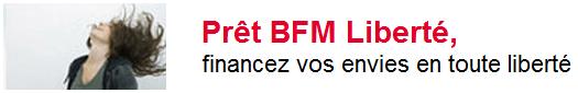 prêt BFM Liberté