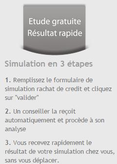simuler votre prêt en 3 étapes