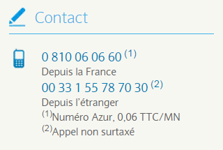 contact barclays service client