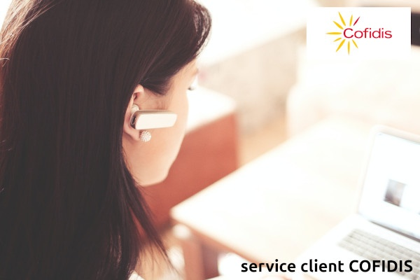 service client Cofidis