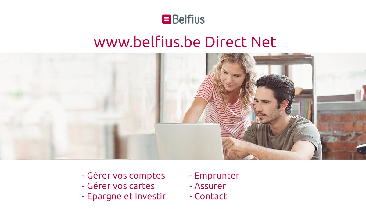 www.belfius.be Direct Net