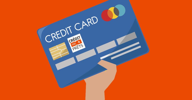 carte de credit credit500prets