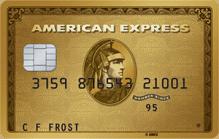 American Express Gold creditcard aanvragen