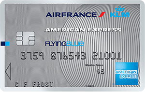 Flying Blue American Express Silver aanvragen