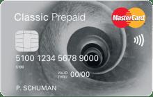 MasterCard PrePaid creditcard aanvragen