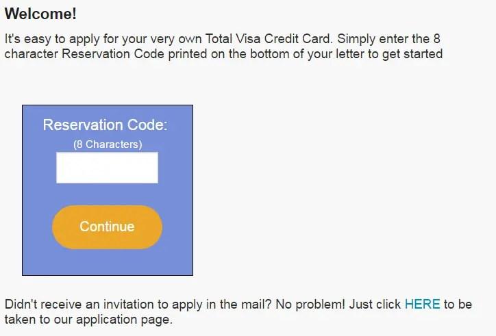preapprovedtotal-com | Credit Card Invitation