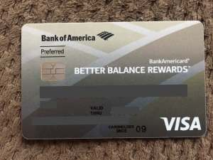 Better Balance Rewards Credit Card