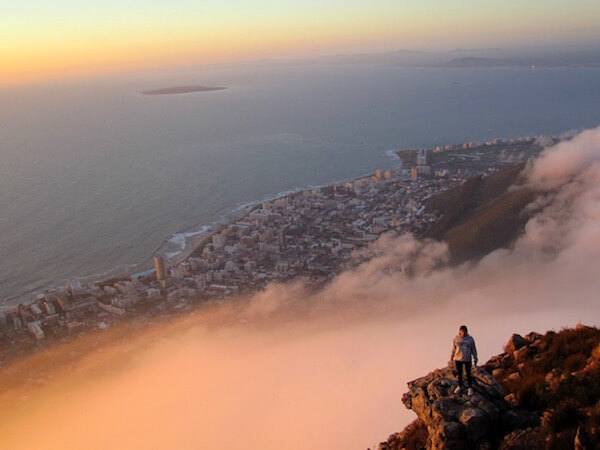Lions Head Cape Town South Africa