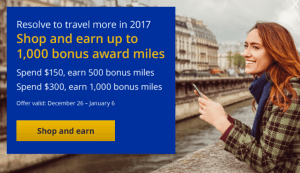 United Shopping Portal Promotion