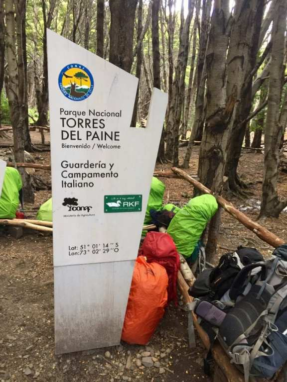 Campamento Italiano