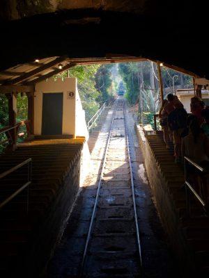 San Cristobal funicular