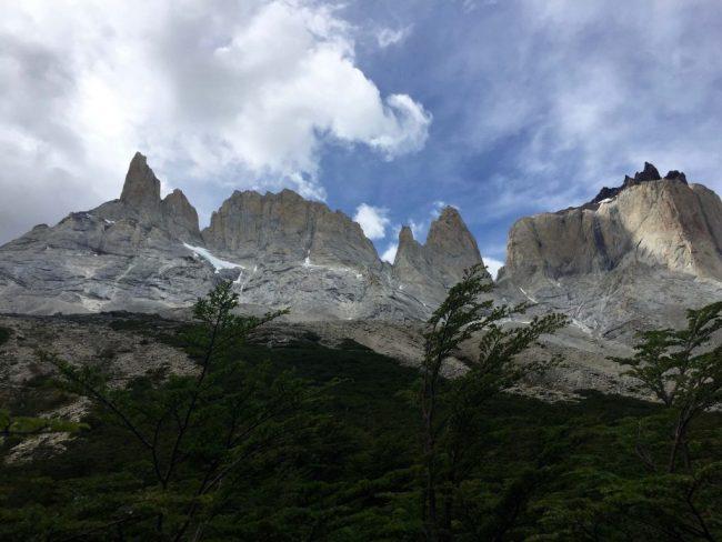 Mirador Britanico, Torres del Paine
