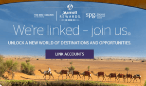 Starwood and Marriott linked