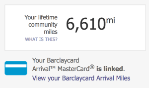 Barclaycard Travel Community Miles