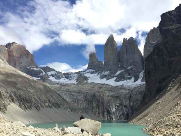 The Towers in Patagonia