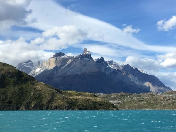 Lake Pehoe, Torres del Paine