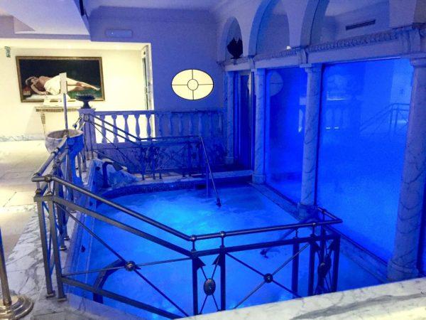 Rome Cavalieri Turkish Baths