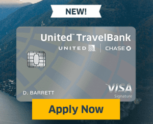 United TravelBank Credit Card from Chase
