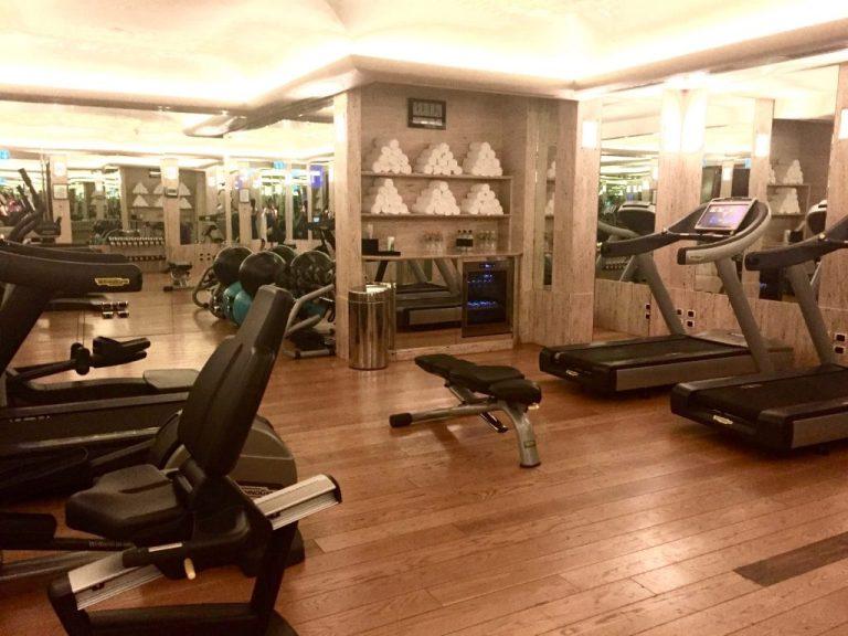 Park Hyatt Milan Gym