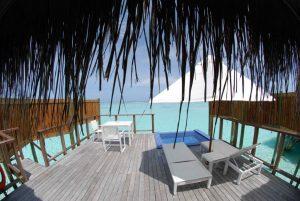 Conrad Maldives Water Villa