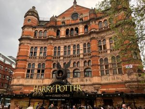 Harry Potter and the Cursed Child at the Palace Theater