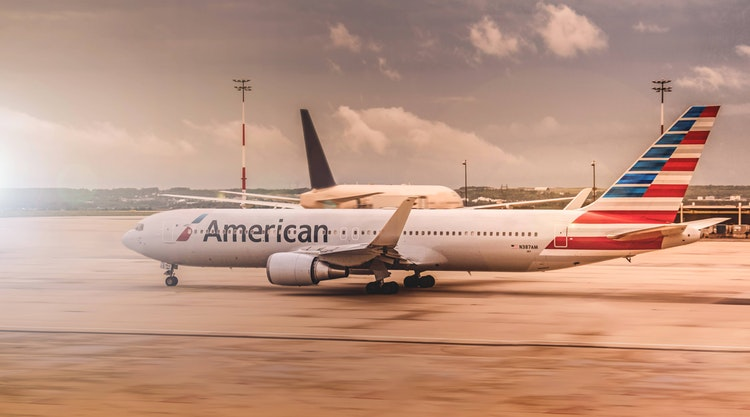 American Airlines plan