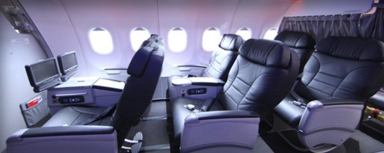 Avianca Business Class