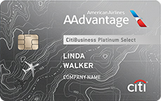 CitiBusiness American Airlines