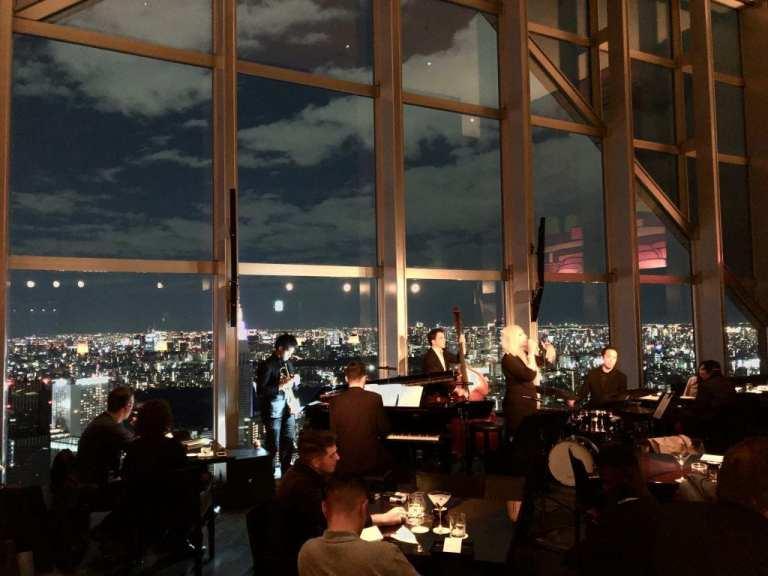 New York Bar Tokyo