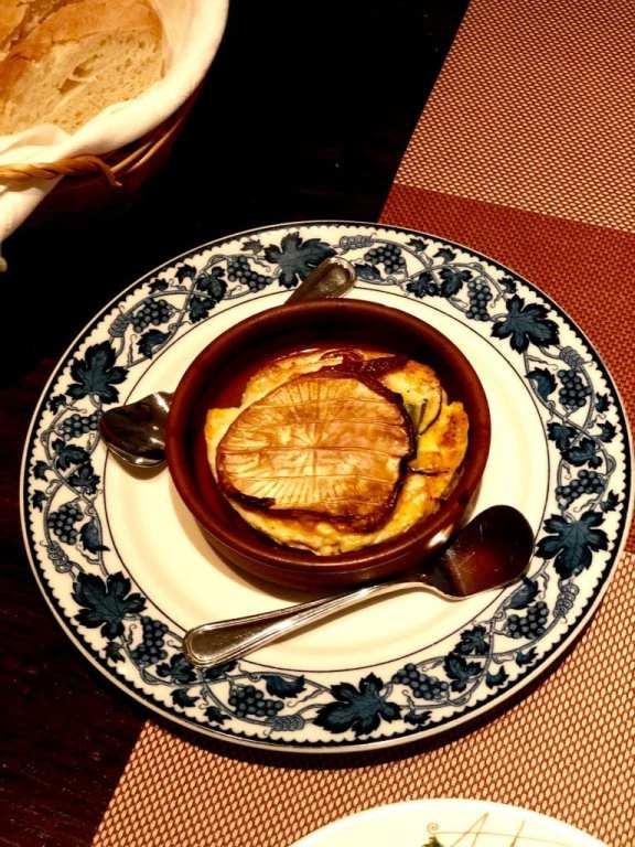 Food at Antonio Kyoto