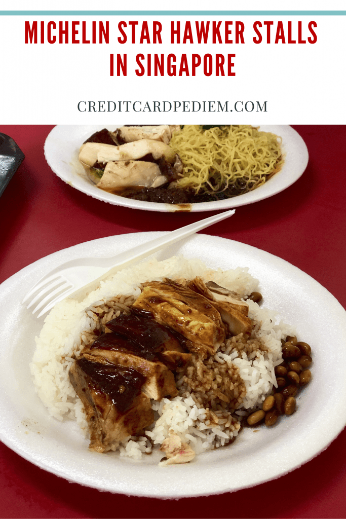 Michelin Star Hawker Stalls in Singapore