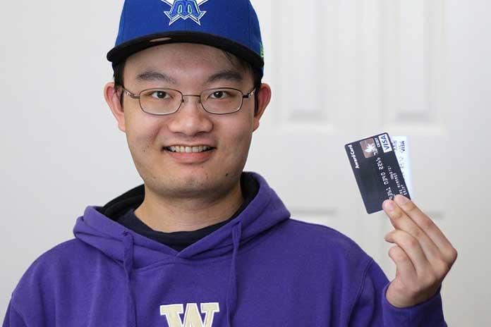 Ultra credit card