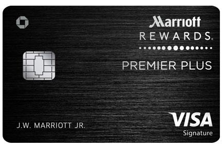 Marriott Rewards Credit Card