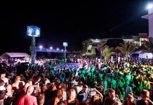 Mandala beach is one of Cancun's best spots when it comes to nightlife