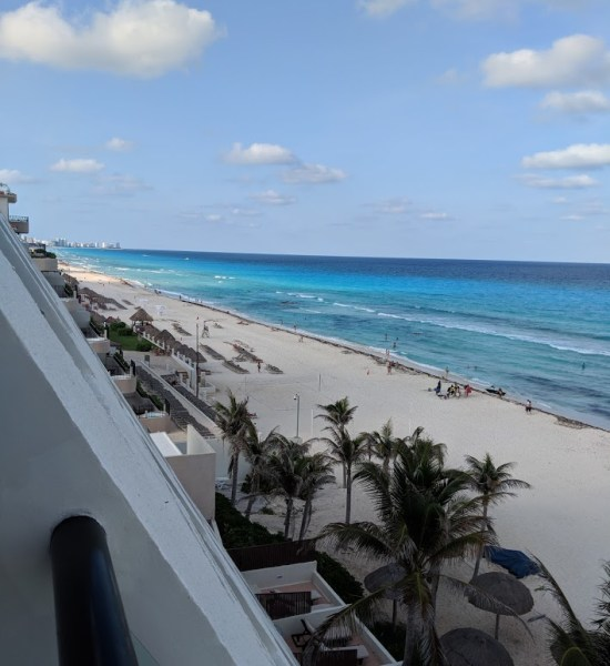 best party hotel in cancun has beaches that stretches on for miles