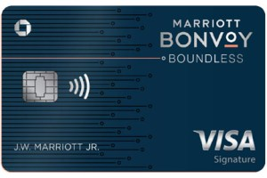 Chase Marriott Bonvoy Review