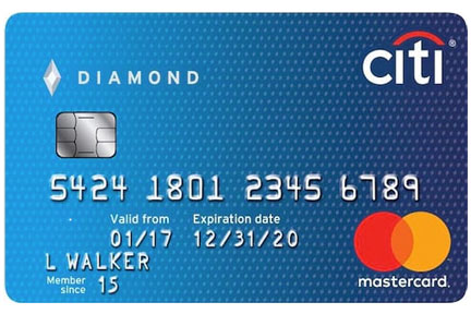 citi secured card