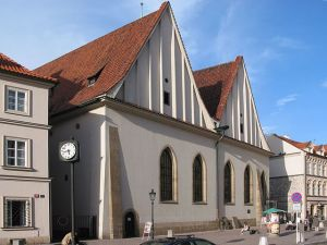 What to do in Prague - Bethlehem Chapel