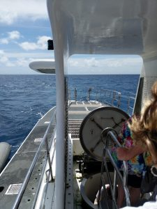 Atlantis Submarine Waikiki Entry Hawaii