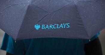 Barclays umbrella