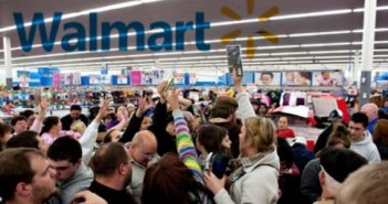 Black Friday: Wal Mart Does Well, Wall Street Does Better