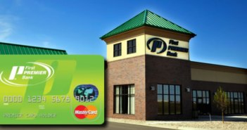 First PREMIER Bank Classic Credit Card