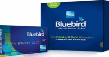 AMEX BlueBird Checking Accounts