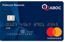 ABOC Platinum Rewards Credit Card
