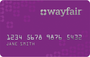 Can you apply for the Comenity Wayfair store credit card using the Shopping Cart Trick?