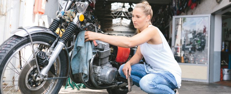 Motorcycle Loans How And Where Do I
