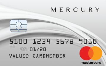 Mercury MasterCard Conversion From Barclay Card