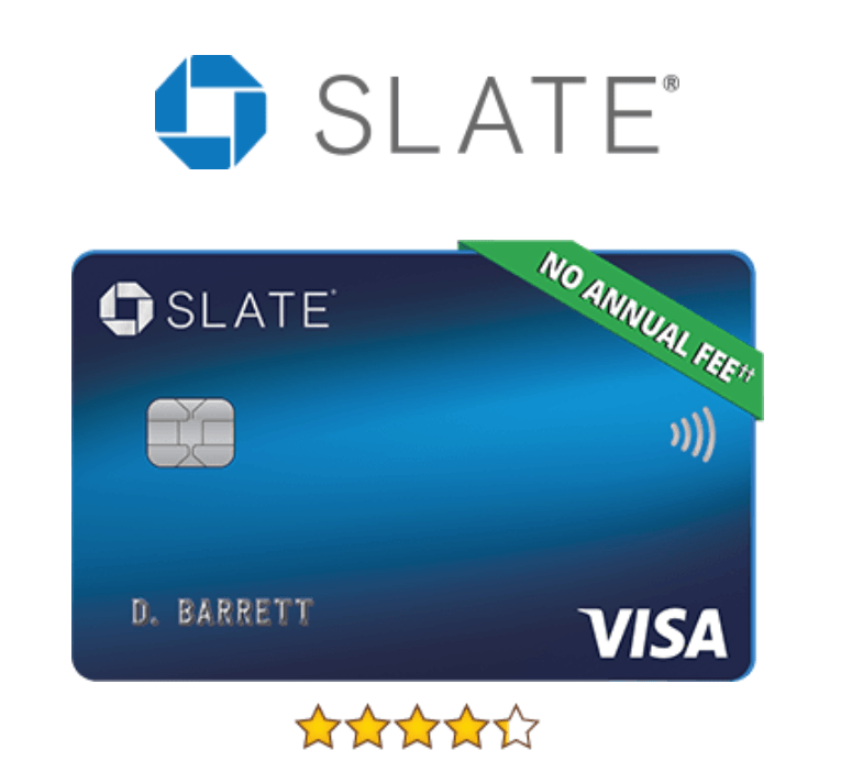 Get Chase Slate Invitation Number 0% Intro APR Promotional